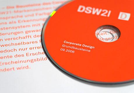 Hier ist die CD mit den DSW21 Grundbausteinen abgebildet