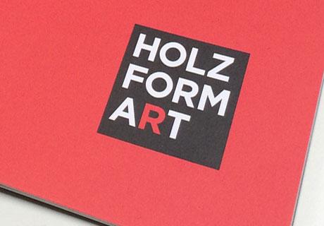 Holzformart Logo