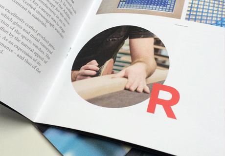 Holzformart Broschüre Innenseite Ladenbau