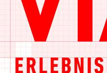 Hier wird ein Detail des VIA Logos gezeigt