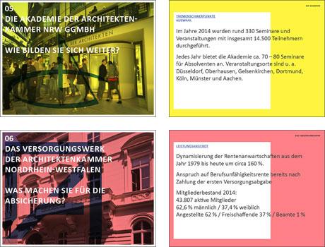 Architektenkammer NRW Akademie und Versorgungswerk