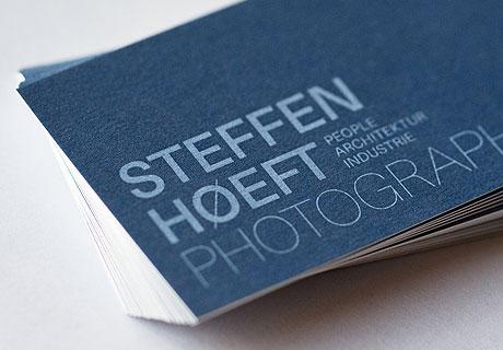Steffen Hoeft Visitenkarte