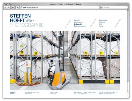 Steffen Hoeft Webseite