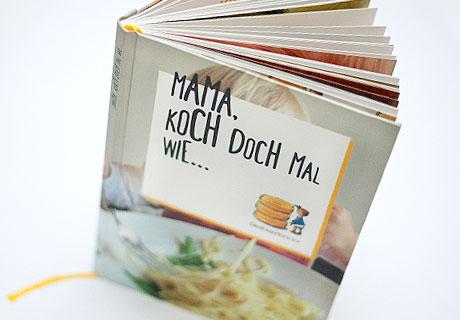 DreiKäseHoch Kochbuch Titel