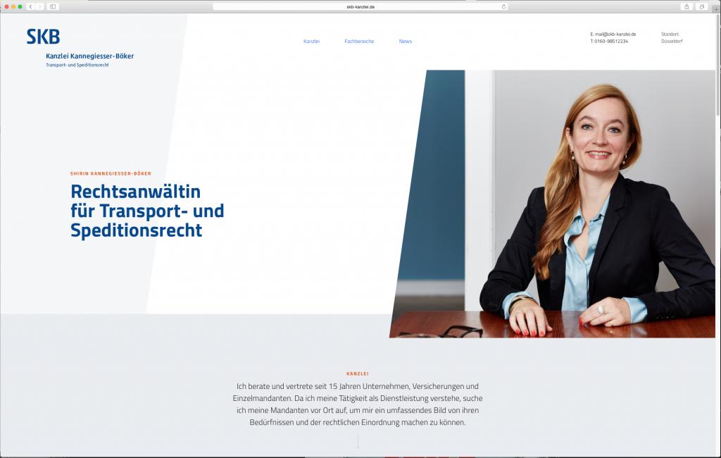 Startseite Kanzlei Kannegiesser-Böker