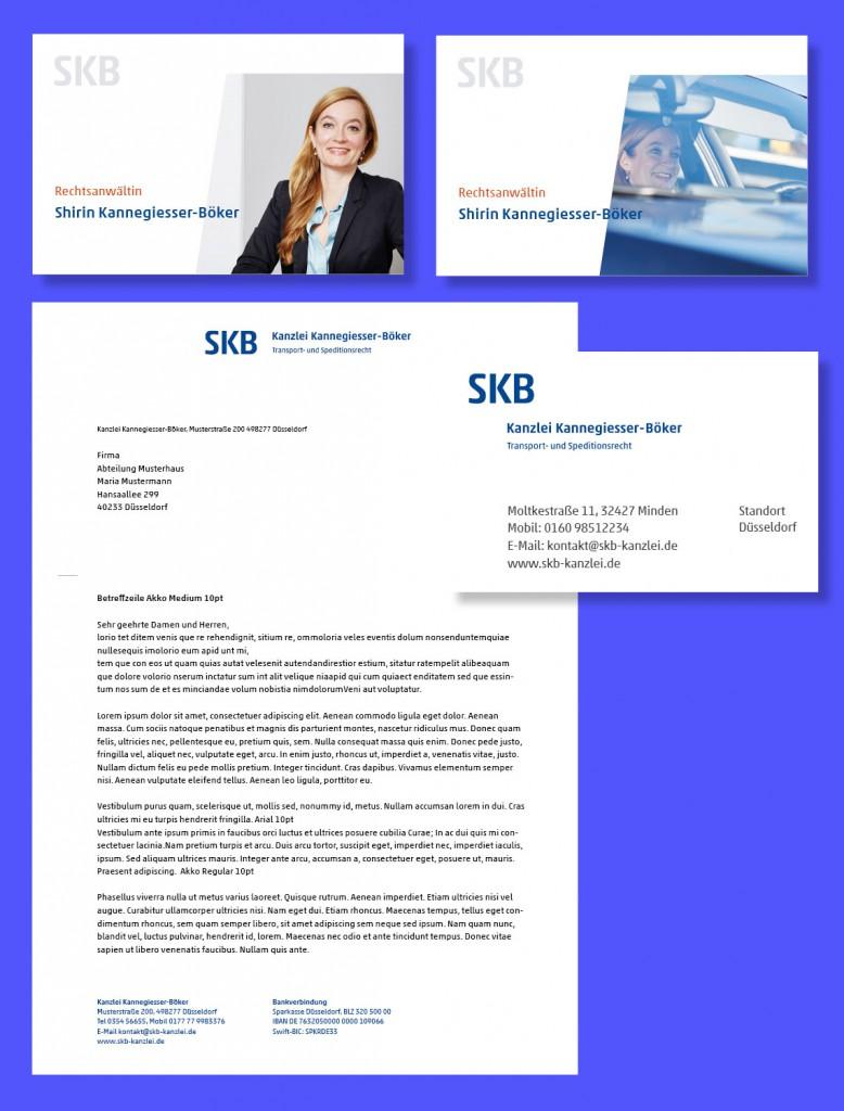 Hier ist die SKB Geschäftsausstattung