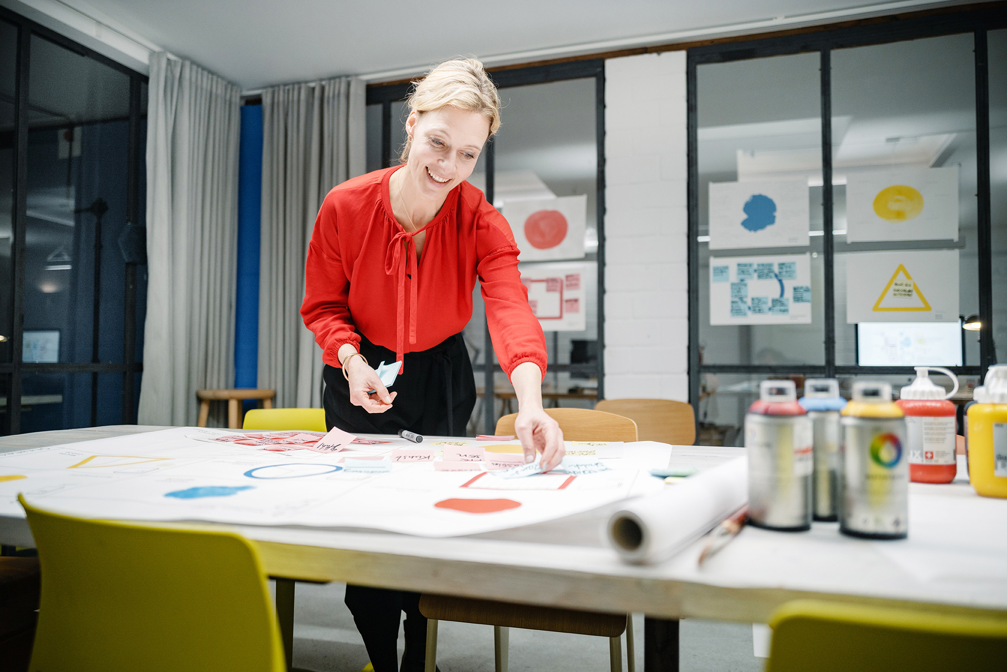 Studio & Miro – Designmethode zeigt Carola Tierling
